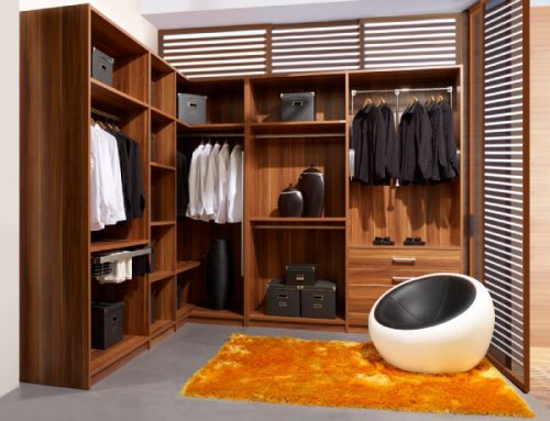 Одберете материјал за  гардеробер што одговара на Вашиот стил